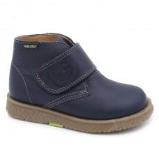 Boys velcro leather boots Pablosky 502323