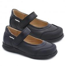 Girl school shoes Angelitos 462