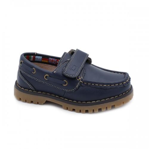 Deck shoes boy Bubble Bobble 766