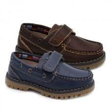 Deck shoes boys Bubble Bobble 766