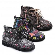 Girls boots Bubble Kids 3122