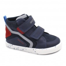 Boy boots velcro Geox Kilwi B04A7C