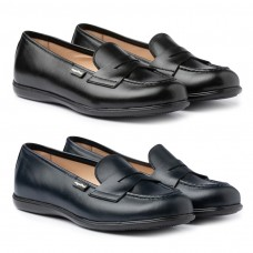 Leather mocassin Angelitos 467
