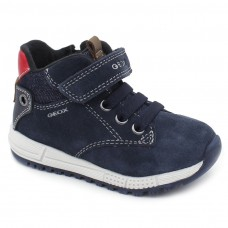 Leather boot Geox Alben B163CC