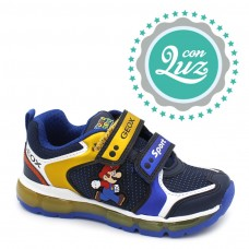 Sport shoes Geox Android Supermario