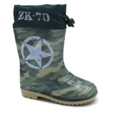 Rain boots Camouflaje 50813