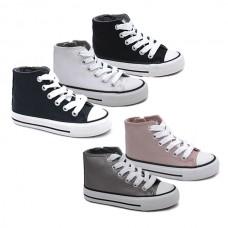 Leather imitation boots Bubble Kids 3454