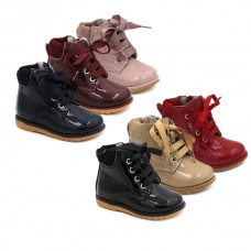 Patent leather boot Bubble Kids 2602