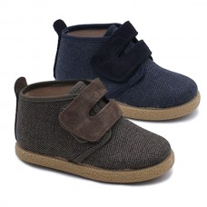 Velcro booties Tokolate 2215-60