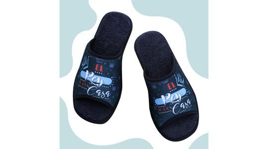 Zapatillas de estar por casa para hombre en la zapateria online ... 077c19552059c
